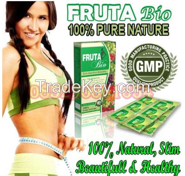 Fruta Planta Fruta Bio  Weight Loss Slimming Capsule Extracts (100% Pure)