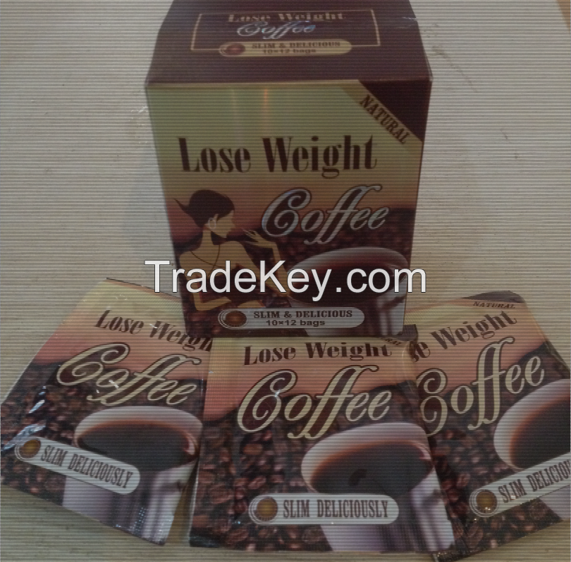 Lose Weight Coffee Best Diet Tea Slimming Coffee