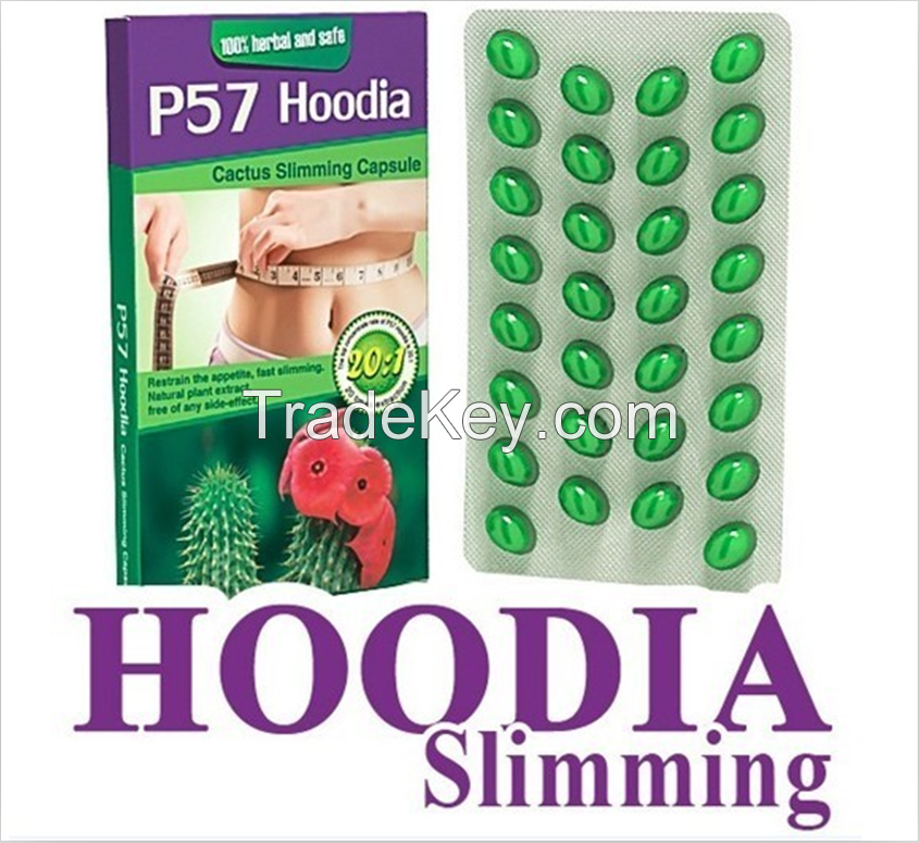 Best Weight Loss Product-P57 Hoodia Cactus Slimming Capsule