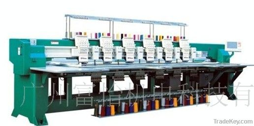 Richpeace Mixed Chenille Computerized Embroidery Machine