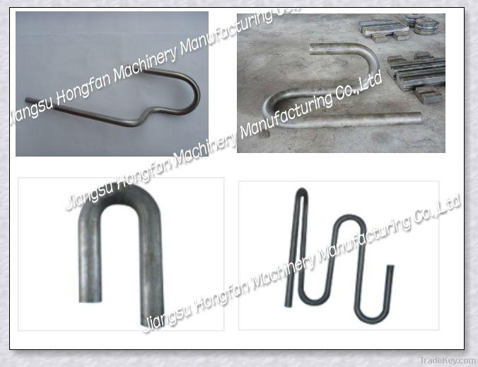 stainless steel pipe bending machine