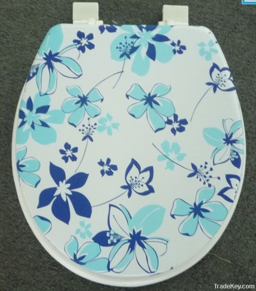 Adult and Juvenile Multi-purpose Toilet Seat-Round/Elongated