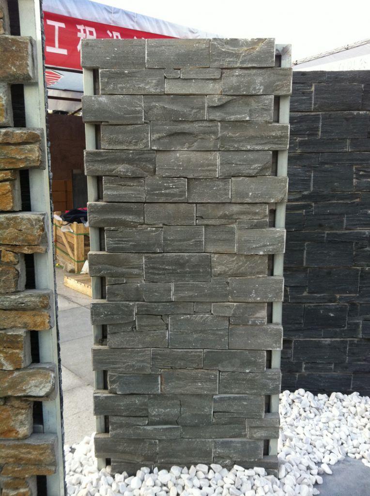 Grey Slate Cement Culture Stone