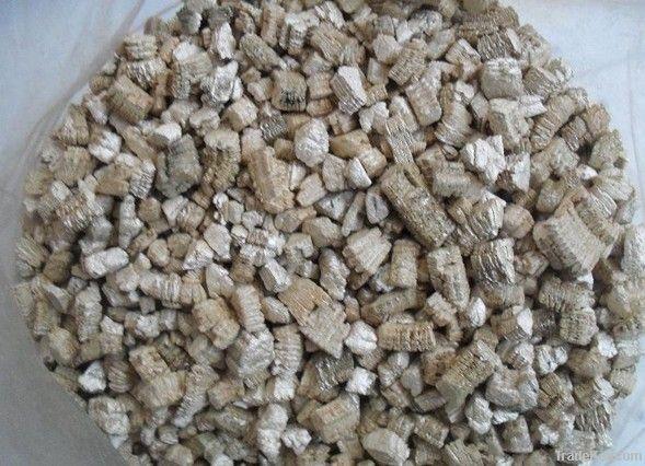 Silver Vermiculite/ raw / crude vermiculte