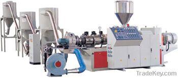 Wood Plastic Composite Machinery