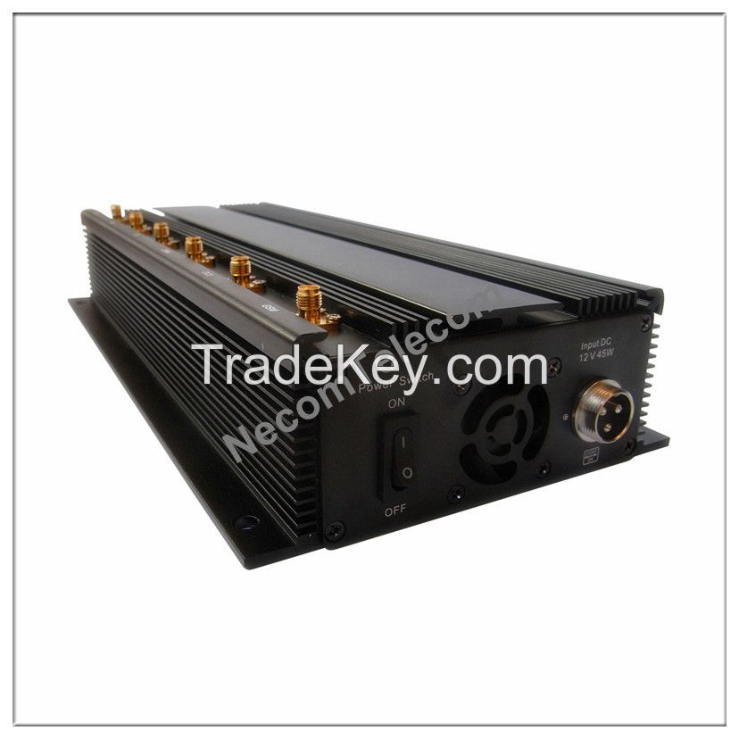 CPJ3040 Six Antenna for all Cellular-GPS-Lojack-Alarm Jammer system Covers up to 50 meters radius