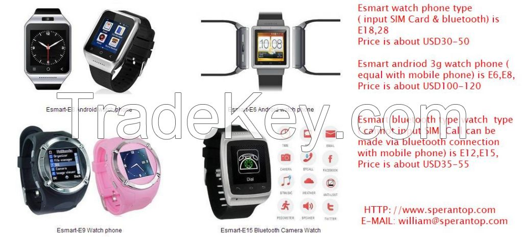 Esmart E8 Watch phone