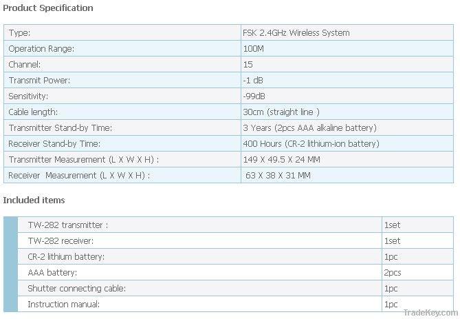 Pixel Original wireless timer remote control