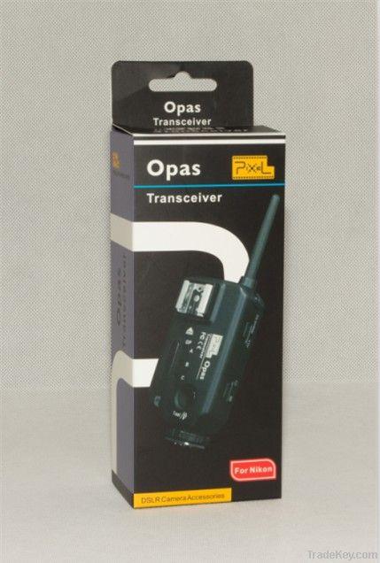 wireless Flash trigger flash control shutter control Opas for Nikon