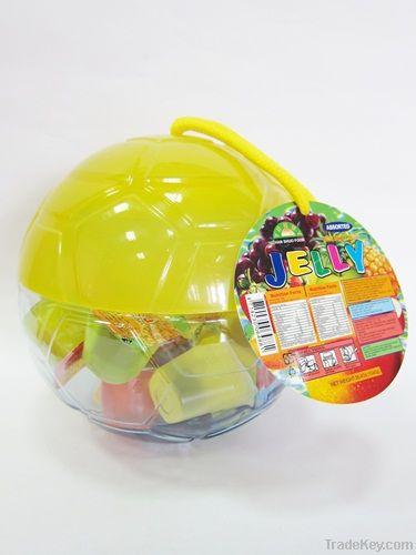 M002 Soccer Ball Jar Jelly