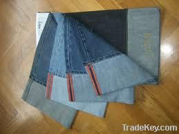 Tencil Cotton Blend Denim Fabric