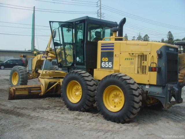 KOMATSU GD655-3C