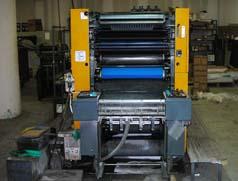 Solna 425 Press