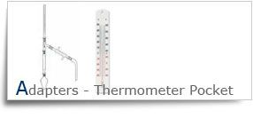 ADAPTERS - THERMOMETER POCKET
