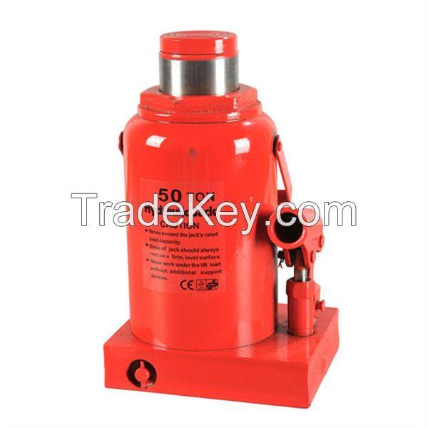 50 Ton Hydraulic Bottle Jack Series Manual Hydraulic Jack