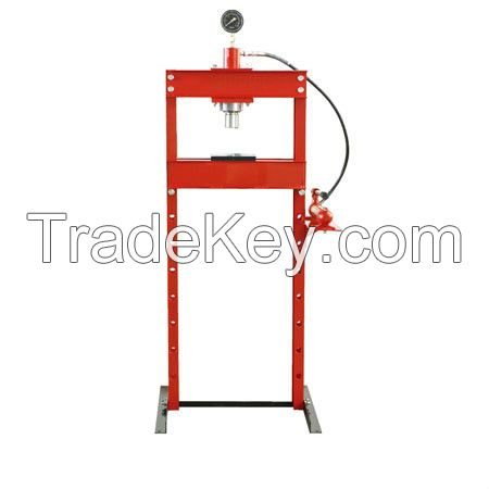20Ton Portable Type Shop Press with Gauge/Hydraulic Truck Shop Press