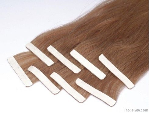 Top Quality 100% Human Remy Tape Hair Extension