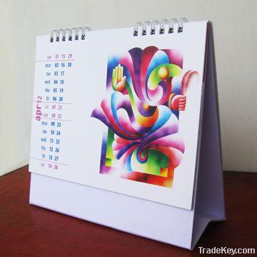 Mini Desk Calendar 2015