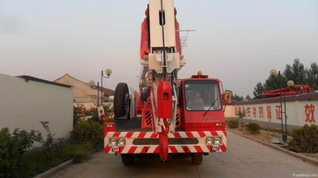 tadano truck crane 55 ton