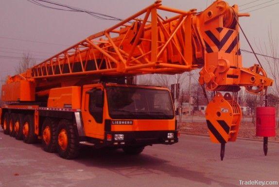 Used tadano ALL terrain crane