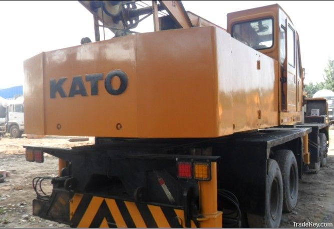 Used Kato Crane 50 ton