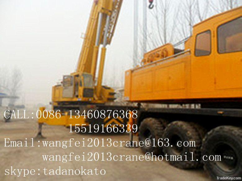 Used Kato Crane 120 Ton