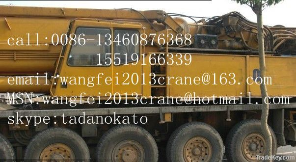 Demag crane