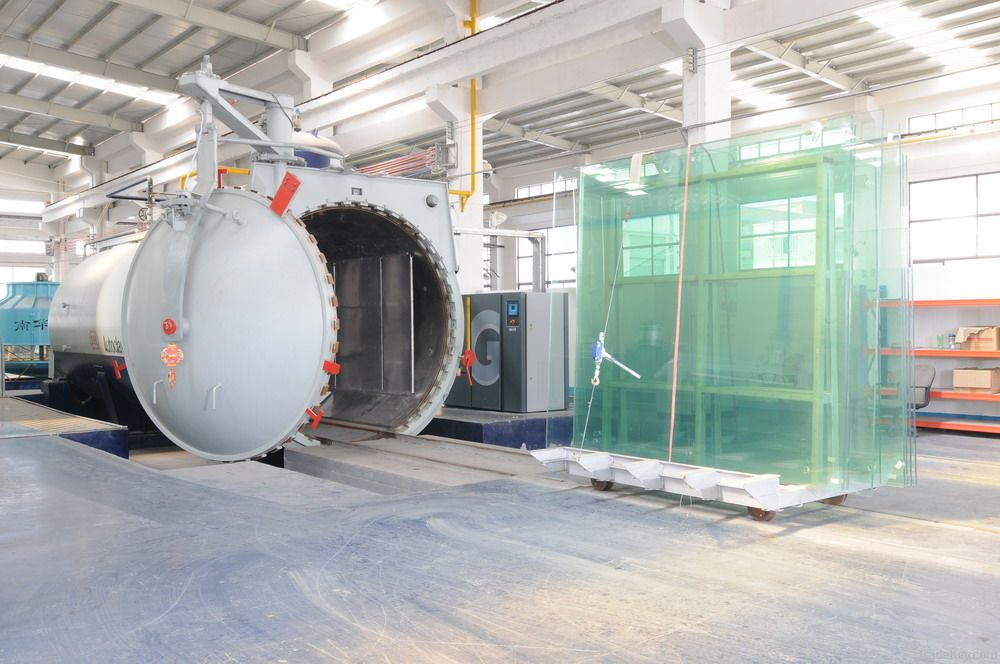 Laminated  Glass   Safety Glass