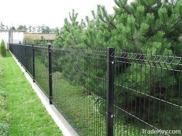 Metal Fence Grill