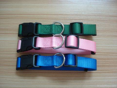 Eco-friendly nylon pet collar