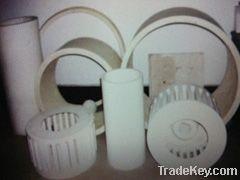 wear resisting alumina ceramic tube