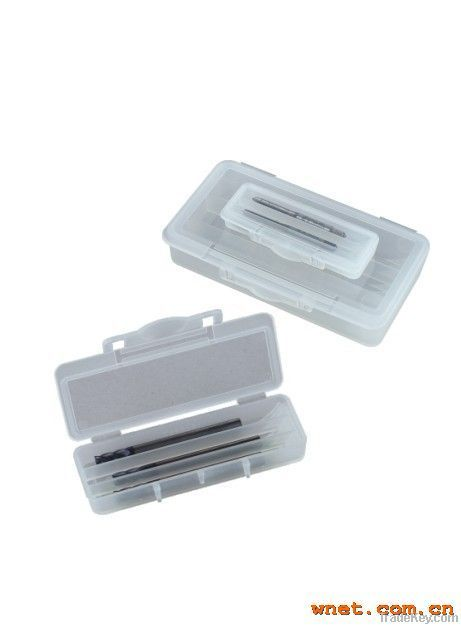 Integral Pack with Three Units for Screw Tap