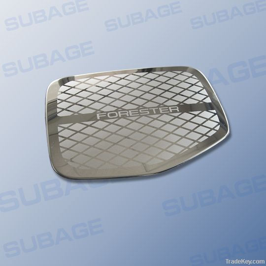 09 Forester Reticulate Style Fuel Tank Cover