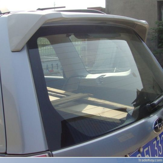 09 Forester Sport Style Spoiler Without Brake Light