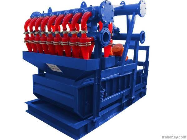 drilling fluids hydrocyclone mud cleaner