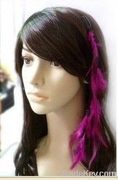Feathered Hair Extensions