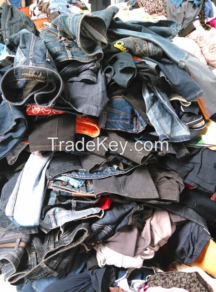 Hot Sell Used Clothing For Summers