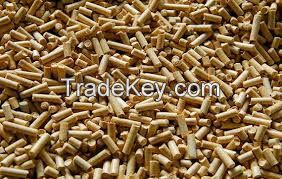 Grade A Wood Pellets for Sale