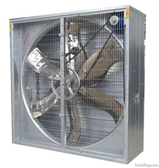Evaporative Air Cooler , Poultry Fan
