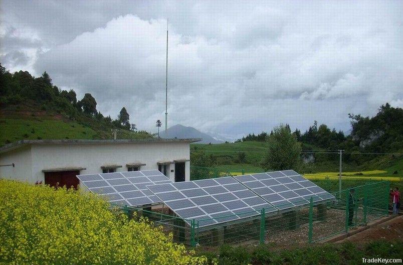 LED Solar Street Light is suitable for breeding base