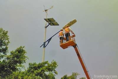 Solar Street Lighting Systems