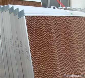 Evaporative Cooling pad Air Cooler Poultry fan