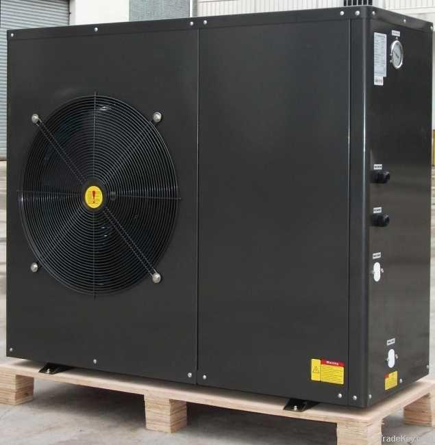 Air source hot water heat pump
