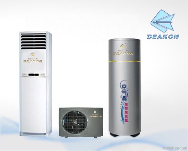 Air conditioner and hot water Heat Pump