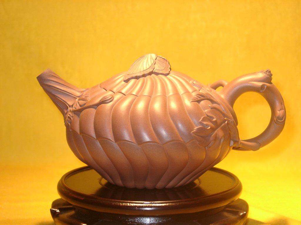 Yixing Teapot, Cups, Mugs