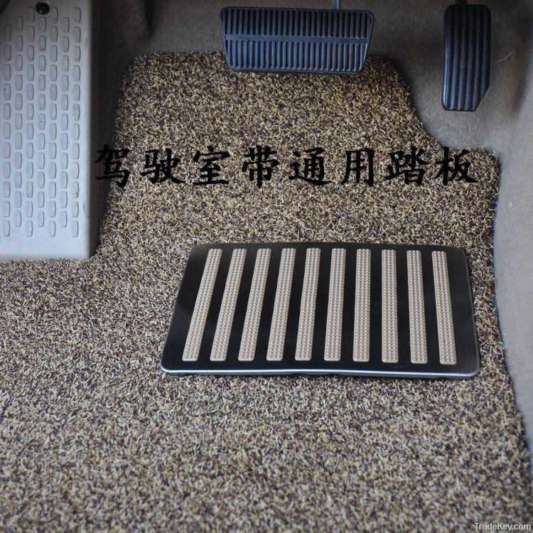 high quality artifical(fake grass) grass car floor mats