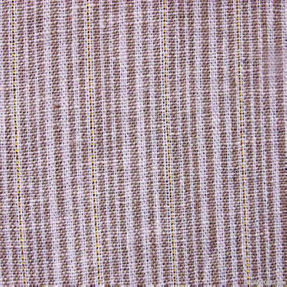 55%linen 45%rayon yarn-dyed  Fabric