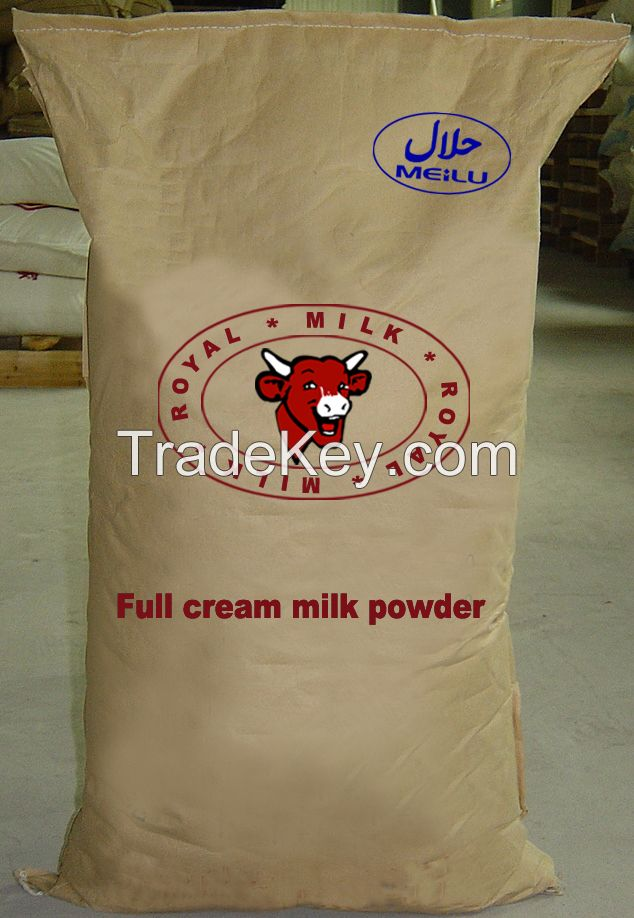 Whole Full cream  milk Powder