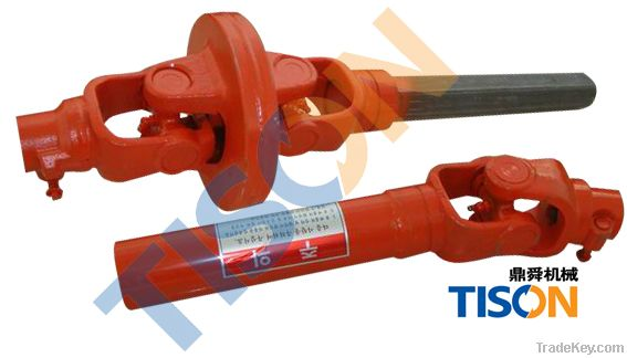 Agriculture PTO drive shaft