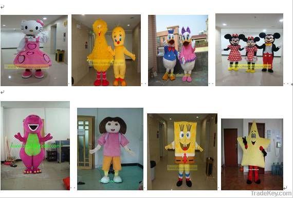 Mickey mouse Mascot costume